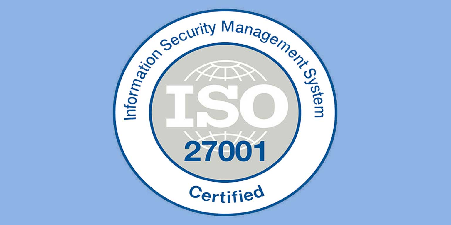 Certification ISO/IEC 27001:2013 Comau
