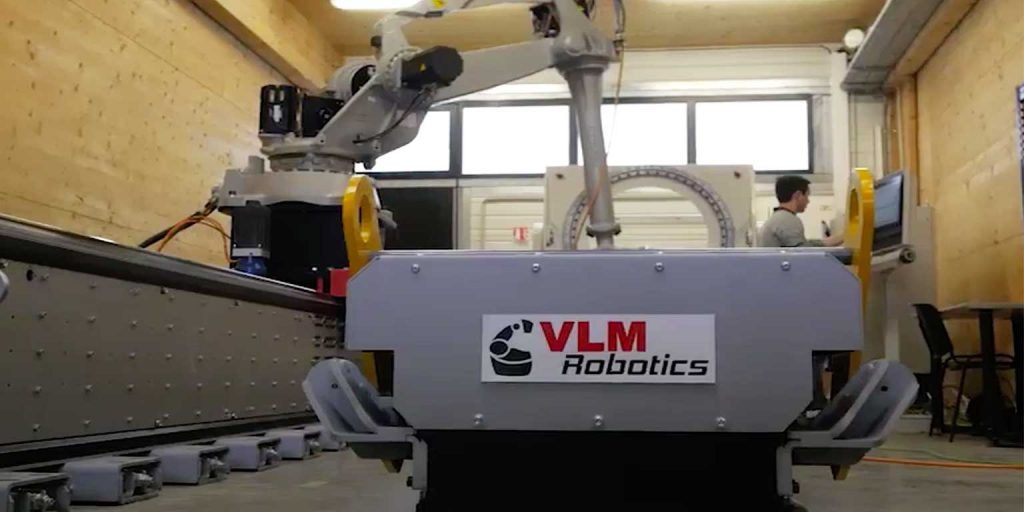 VLM robotique flexible agile
